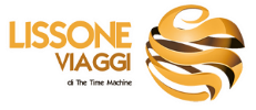 Lissone Viaggi di The Time Machine Retina Logo
